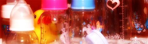 Babyflaschen, Nuckelfläschchen